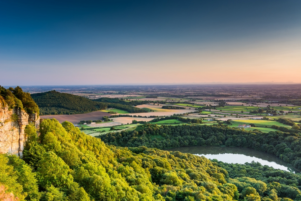 Lake Gormire - Sutton Bank
