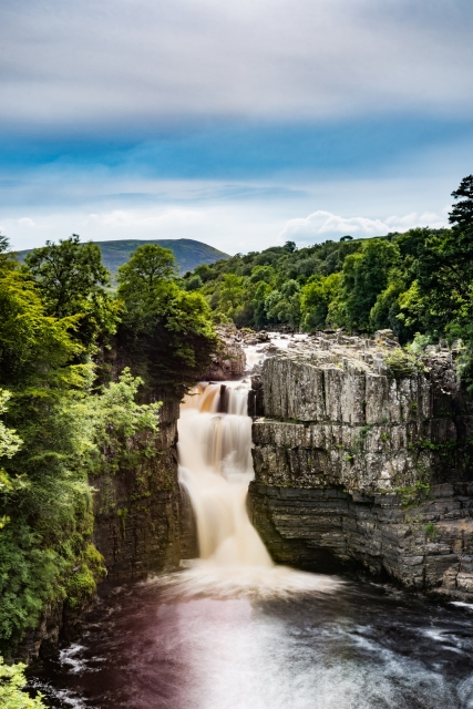 High Force Waterfall - County Durham